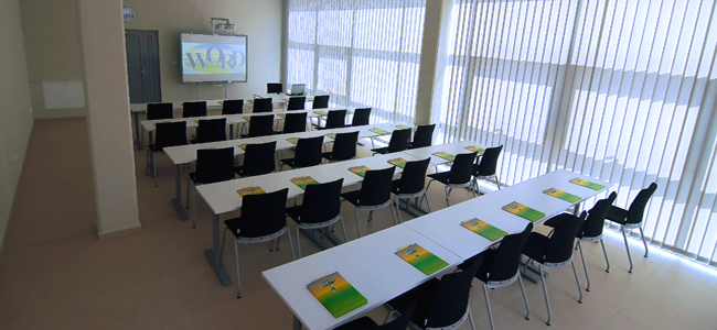 Sala szkoleniowa 101